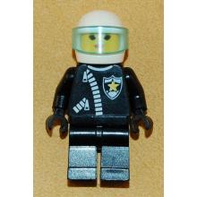cop029 - Poliziotta Motociclista