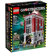 75827 - Ghostbusters™ Caserma dei Vigili del Fuoco