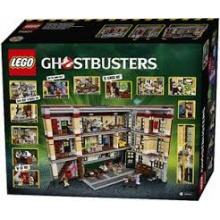 75827 -Ghostbusters™ Caserma dei Vigili del Fuoco