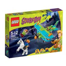 75901 - Avventure sull'Aereo del Mistero di Scooby Doo