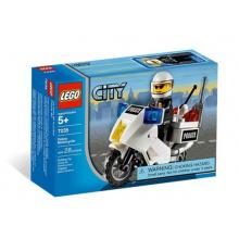 7235 - Motocicletta della Polizia (usato)