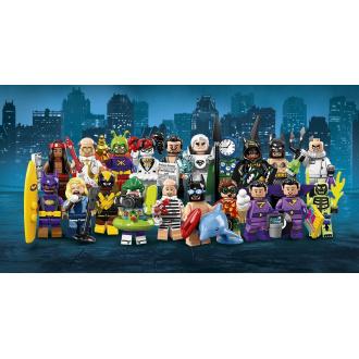 71020 - MInifigure The Lego Batman Movie 2 (Completa - 20 Minifigure)