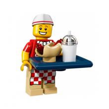Cameriere di Fastfood