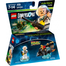 71230 - Lego Dimensions Doc Brown