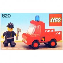 620 - Fireman's Car (usato)