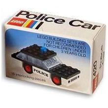 420 - Police Car (usato)