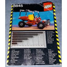 8845 - Dune Buggy (Istruzioni)