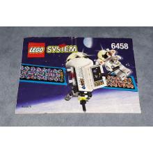 6458 - Satellite con Astronauta (istruzioni)