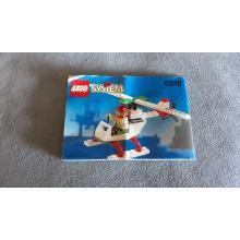 6515 - Stunt Copter (istruzioni)