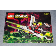 6836 - V-Wing Fighter (istruzioni)