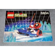 6834 - Slitta Spaziale (istruzioni)