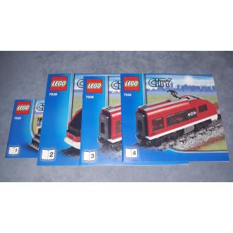 7938 - Treno Passeggeri (istruzioni)
