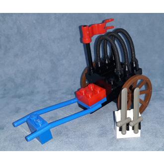 6016 - Carro - Parts of Set (usato)