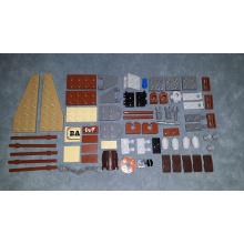 70800 - Fuga sull'Aliante - Parts of Set (usato)