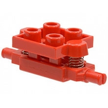 2484c01 - Vehicle, Spring Wheels Holder 2 x 2