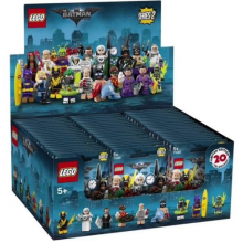 Box Minifigure Serie The Lego Batman Movie 2
