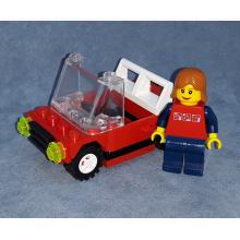 Auto Cabrio Vintage