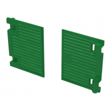 60800 - Window 1 x 2 x 3 Shutter with Hinges