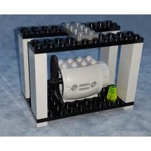 Container con Motore a Elica