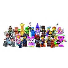 71023 - Minifigure Serie Lego Movie 2 (Completa - 20 minifigure)