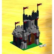 Istruzioni Avamposto Castle