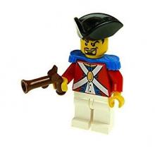 pi109 - Soldato Imperiale con Tavola di Cibo e Topo (Advent Calendar)