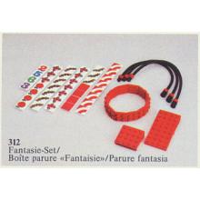 312-2 - Bracelet and Pendant 'Fantasy' (Parts of Set)
