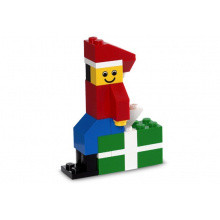 2873 - Small Santa Claus Polybag