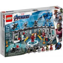 76125 - Sala delle Armature di Iron Man