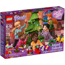41353 - Advent Calendar 2018, Friends