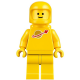tlm109 - Classic Space - Yellow with Airtanks and Updated Helmet (Second Reissue - Kenny)