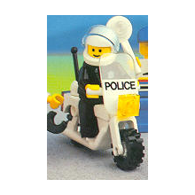 6309 - Town Minifigures (Parts of Set)