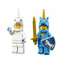 Ragazzo e Ragazza Unicorno