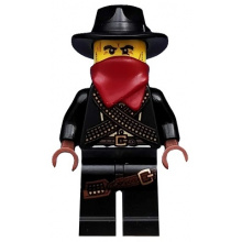 col085 - Bandito (Minifigure Only Entry)