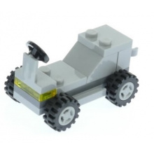 Space Buggy (Parts of Set)
