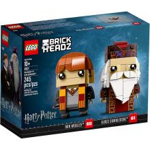 41621 - Ron Weasley & Albus Dumbledore