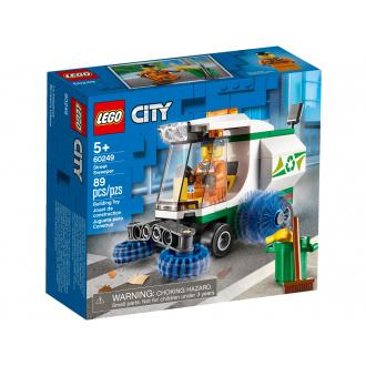 60249 - Camioncino Pulizia Strade