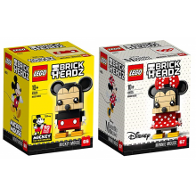 41624 + 41625 - Topolino™ e Minnie™