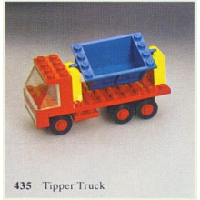 435-1 - Tipper Truck