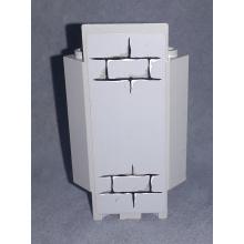 2345pb07 - Panel 3 x 3 x 6 Corner Wall with Light Bluish Gray Bricks Pattern (Sticker) - Set 7094