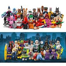 Serie Batman Movie 1 & 2 (Complete - 40 Minifigure)