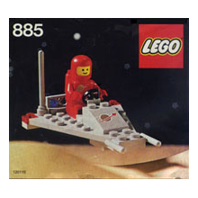 885 - Space Scooter