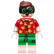 Vacation Robin™ (Minifigure Only Entry)