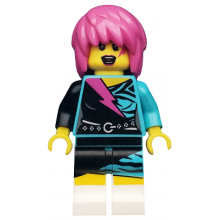 Rocker Girl (Minifigure Only Entry)