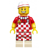 Hot Dog Man (Minifigure Only Entry)