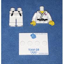 Judo Fighter, Team GB (coltgb-4)