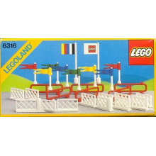 6316 - Flag and Fences
