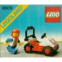6609 - Race Car