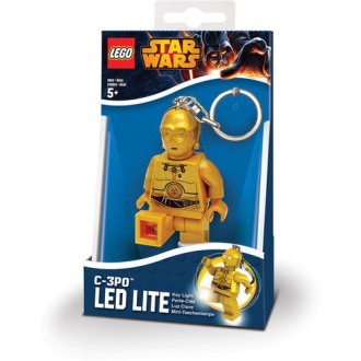 Torcia Portachiavi Led Lego® C-3PO™ Star Wars™