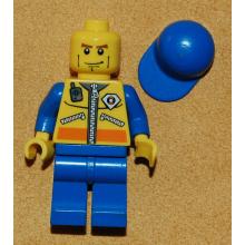 cty077 - Coast Guard City Patroller 2